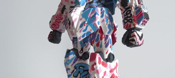 Flab Gundam - paint Custom By Flab 2014