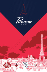 03/2015 Paname stickers - Graphisme : Flab