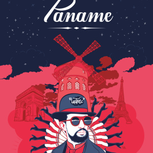 01/2016 Paname Toulouse Lautrec - Illustration : Flab